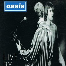 Vídeos e DVD Musicais: DVD LIVE BY THE SEA OASIS. Lote 104866895