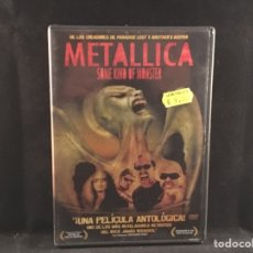 Vídeos y DVD Musicales: METALLICA - SOME KIND OF MONSTER - DVD DOCUMENTAL. Lote 105042178
