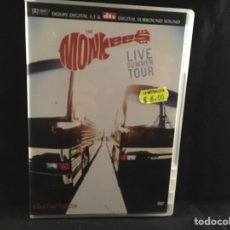 Vídeos y DVD Musicales: THE MONKEES - LIVE SUMMER TOUR - DVD. Lote 105044746