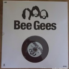 Vídeos y DVD Musicales: BEE GEES - DVD - CON SU HISTORIA - EDICION LP SIMIL -. Lote 105333863