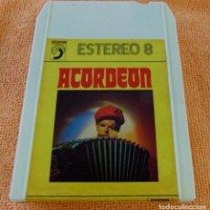 Vídeos y DVD Musicales: ACORDEON (MAX ADLER) STEREO 8 PISTAS (DISCOPHON 1972). Lote 105913711