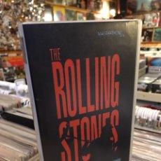 Vídeos y DVD Musicales: ROLLING STONES LA HISTORIA DEL GRUPO QUE CONMOCIONO AL MUNDO VIDEO VHS MASTERTRONIC. Lote 106559111