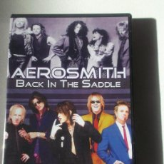 Vídeos y DVD Musicales: AEROSMITH BACK IN THE SADDLE. Lote 106722327