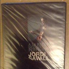 Vídeos y DVD Musicales: A LA RECERCA DEL SO PERFECTE (JORDI SAVALL) DVD PRECINTADO. Lote 106965455