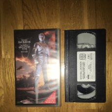 Vídeos y DVD Musicales: VHS MICHAEL JACKSON HISTORY. Lote 107324171