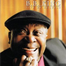 Vídeos y DVD Musicales: DVD B.B KING LIVE BY REQUEST. Lote 107394707