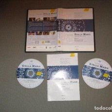 Vídeos y DVD Musicales: HELGE BURGGRABE - STELLA MARIS ( CHARTRES ORATORIUM ) - 2 DVD -394-945 - HANSSLER CLASSIC. Lote 108721015