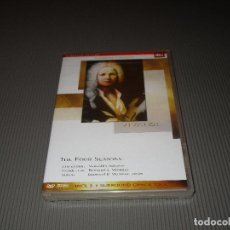 Vídeos y DVD Musicales: VIVALDI ( THE FOUR SEASONS ) - DVD - 55020 - PRECINTADO - SURROUND EDITION - GOLDLINE CLASSICS. Lote 108721887