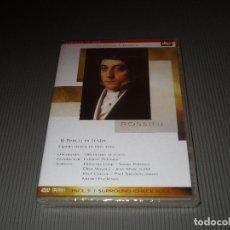 Vídeos y DVD Musicales: ROSSINI ( IL TURCO IN ITALIA ... ) - DVD - 55010 - PRECINTADO - SURROUND EDITION - GOLDLINE CLASSICS. Lote 108724643