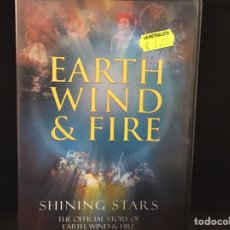 Vídeos y DVD Musicales: EARTH WIND & FIRE - SHINING STARS - DVD. Lote 109376635