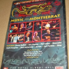 Vídeos y DVD Musicales: THE ROYAL ALBERT HALL 15,SEP,1997- CLAPTON,P.COLLINS,E.JOHN,M.KNOPFLER,P.MCCARTNEY,STING,J.BUFFETT. Lote 109388539