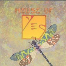 Vídeos y DVD Musicales: YES - HOUSE OF YES - LIVE FROM HOUSE OF BLUES (DVD) 112 MINUTOS. Lote 109451815