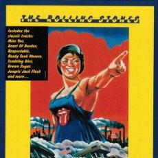 Vídeos y DVD Musicales: THE ROLLING STONES * DVD * SOME GIRLS LIVE IN TEXAS 78 * PRECINTADO!! . Lote 110002431