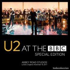 Vidéos y DVD Musicaux: U2 LIVE IN STUDIOS ABBEY ROAD, LONDON 17 DECEMBER 2017 (DVD). Lote 194724097