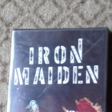 Vídeos y DVD Musicales: DVD IRON MAIDEN-HISTORY OF FEAR. Lote 111273403