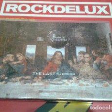 Vídeos y DVD Musicales: BLACK SABBATH ( THE LAST SUPPER ) 1999 SONY - NUEVO. Lote 111379323