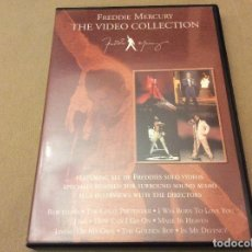 Vídeos y DVD Musicales: FREDDIE MERCURY – THE VIDEO COLLECTION. 2000.. Lote 111646147