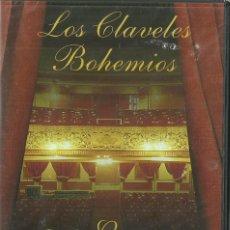 Vídeos y DVD Musicales: DVD ZARZUELA - LOS CLAVELES Y BOHEMIOS - NUEVO CON EL PRECINTO ORIGINAL. Lote 112197559