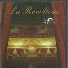 Vídeos y DVD Musicales: DVD ZARZUELA - LA REVOLTOSA - NUEVO CON EL PRECINTO ORIGINAL. Lote 232286770