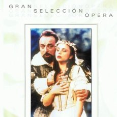 Vídeos y DVD Musicales: DVD DON GIOVANNI MOZART . Lote 112466603