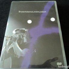 Vídeos y DVD Musicales: DVD BRYAN ADAMS LIVE IN LISBON. Lote 112769523