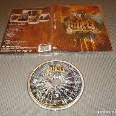 Vídeos y DVD Musicales: CALLE 13 ( SIN MAPA ) - DVD - 8869 755626 9 - SONY MUSIC LATIN - PAL - LA PERLA. Lote 112783435