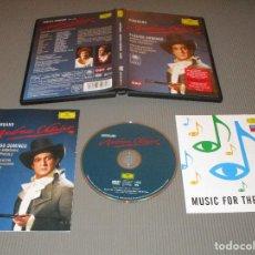 Vídeos y DVD Musicales: GIORDANO ( ANDREA CHENIER - SANTI ) - DVD - 00440 073 4070 - DEUTSCHE GRAMMOPHON. Lote 113901511