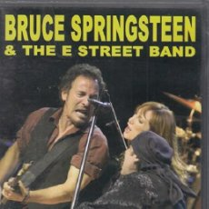 Vídeos y DVD Musicales: BRUCE SPRINGSTEEN & THE E STREET BAND RISING HIGH IN NEW YORK CITY DVD LIVE 2002. Lote 113945343