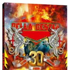 Vidéos y DVD Musicaux: BELLA BESTIA DIGIPACK 30 ANIVERSARIO LISTA PARA MATAR. Lote 199302796