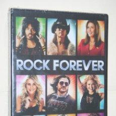 Vídeos y DVD Musicales: ROCK FOREVER *** DVD COMEDIA MUSICAL *** EN INGLÉS / FRANCÉS *** PRECINTADO ***. Lote 114435935