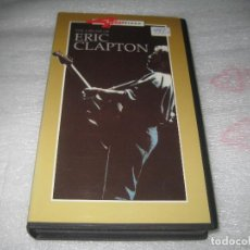 Vídeos y DVD Musicales: ERIC CLAPTON - THE CREAM OF ERIC CLAPTON VHS. Lote 114443279