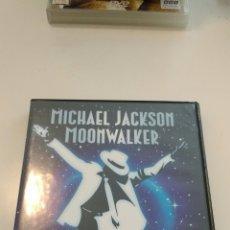 Vídeos y DVD Musicales: MICHAEL JACKSON MOONWALKER. Lote 114479280