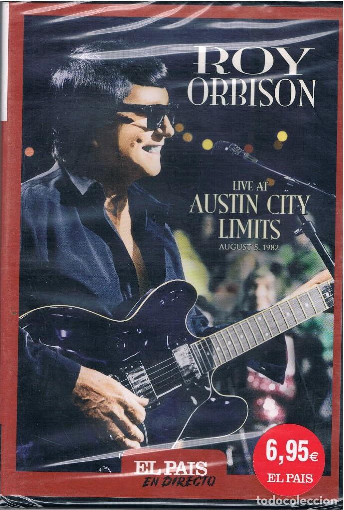 ROY ORBISON DVD SIN DESEMBALAR / VER EXPLICACIÓN (Música - Videos y DVD Musicales)