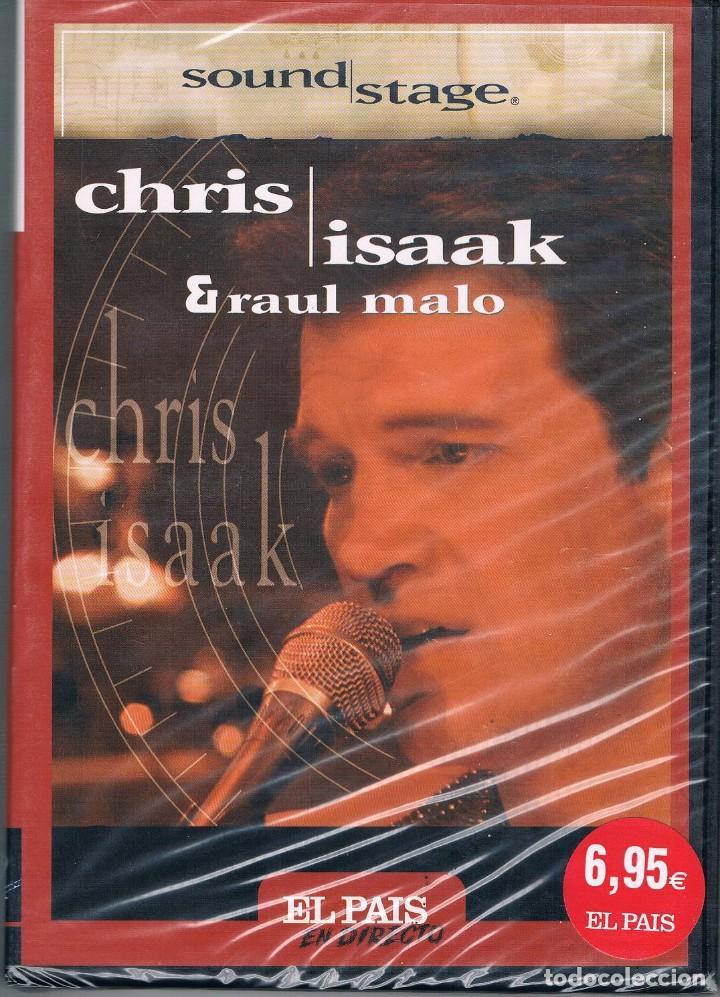 CHRIS ISAAK DVD SIN DESEMBALAR / VER EXPLICACIÓN (Música - Videos y DVD Musicales)