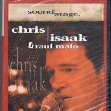 Vídeos y DVD Musicales: CHRIS ISAAK DVD SIN DESEMBALAR / VER EXPLICACIÓN. Lote 114940879