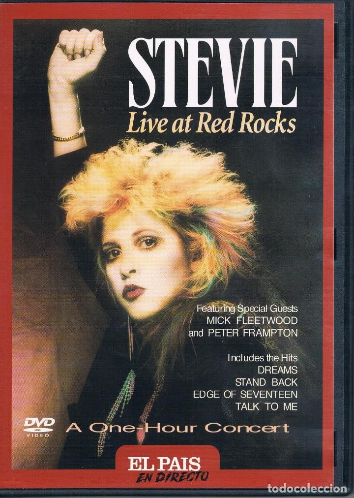 STEVIE LIVE DVD / VER EXPLICACIÓN (Música - Videos y DVD Musicales)