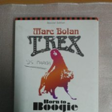 Vídeos y DVD Musicales: MARC BOLAN T.REX SPECIAL EDITION BORN TO BOOGIE RINGO STARR ELTON JOHN BEATLES PACK 2 DVD ROCK . Lote 115261639
