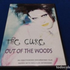Vídeos y DVD Musicales: DVD THE CURE ( OUT OF THE WOODS ) 2004 CHROME. Lote 115341107