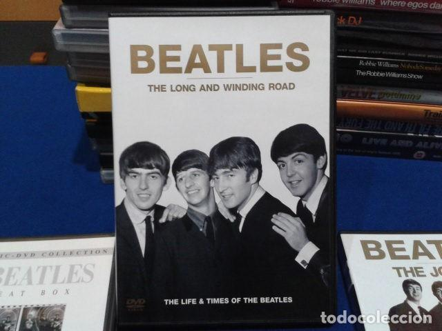 DVD THE BEATLES ( THE LONG AND WINDING ROAD ) 2004 GMVS (Música - Videos y DVD Musicales)