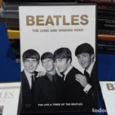 Vídeos y DVD Musicales: DVD THE BEATLES ( THE LONG AND WINDING ROAD ) 2004 GMVS. Lote 115344431
