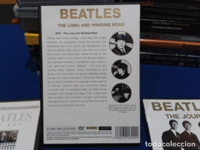 Vídeos y DVD Musicales: DVD THE BEATLES ( THE LONG AND WINDING ROAD ) 2004 GMVS - Foto 2 - 115344431