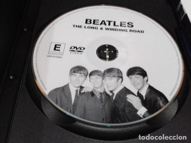 Vídeos y DVD Musicales: DVD THE BEATLES ( THE LONG AND WINDING ROAD ) 2004 GMVS - Foto 3 - 115344431