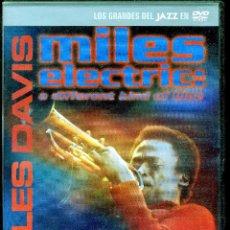 Vídeos y DVD Musicales: MILES DAVIS. JOYA. ACTUACIÓN EN ISLA DE WIGHT + OTROS. Lote 115583191