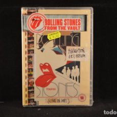 Vídeos y DVD Musicales: ROLLING STONES - HAMPTON COLISEUM (LIVE INN 1981) - DVD. Lote 115727087