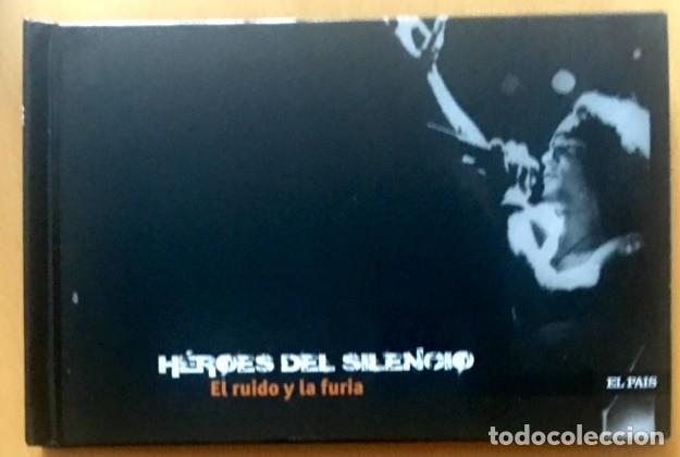 HÉROES DEL SILENCIO - BUNBURY - EL RUIDO Y LA FURIA - LIBRO Y DVD (Música - Videos y DVD Musicales)