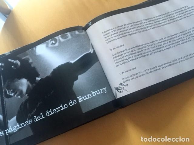 Vídeos y DVD Musicales: HÉROES DEL SILENCIO - BUNBURY - EL RUIDO Y LA FURIA - LIBRO Y DVD - Foto 3 - 117142059