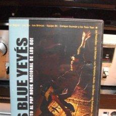 Vídeos y DVD Musicales: LOS BLUE YEYES UN TRIBUTO AL POP ROCK DE LOS 60 DVD COMO NUEVO PEPETO. Lote 117586427