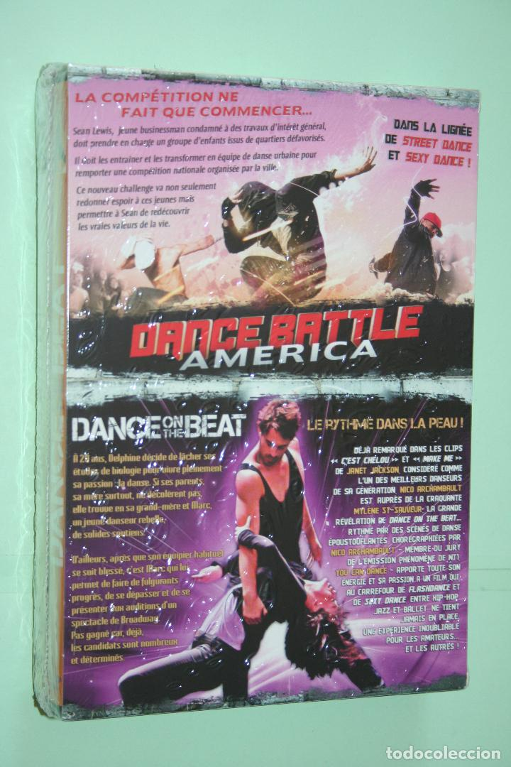 Vídeos y DVD Musicales: DANCE BATTLE AMERICA + DANCE ON THE BEAT *** 2 DVD BAILE EN FRANCÉS *** PRECINTADOS - Foto 2 - 118284531