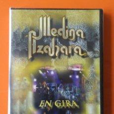 Vídeos y DVD Musicales: MEDINA AZAHARA EN GIRA DVD EDICIÓN 2003 ¡PRECINTADO!!. Lote 118627759