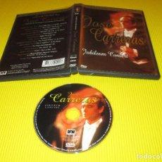 Vídeos y DVD Musicales: JOSE CARRERAS ( JUBILEUM CONCERT ) - DVD - EDICION DVD01969 - MUZIEK - HI-FI STEREO. Lote 118656487